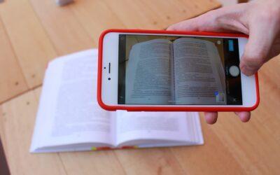 Digitalizzare un testo cartaceo con supporto assistivo